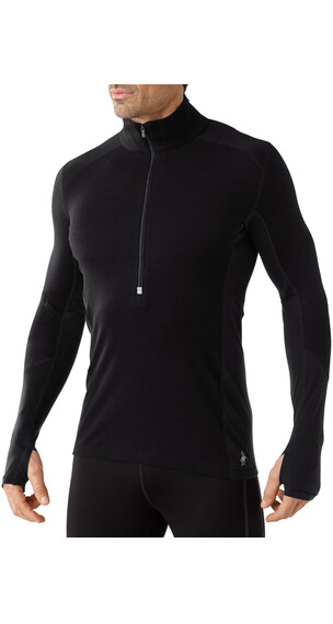 Smartwool M's PhD Light Zip T Black